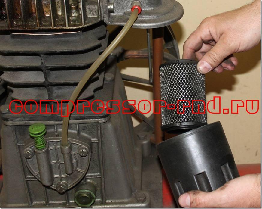 Износ поршневого компрессора