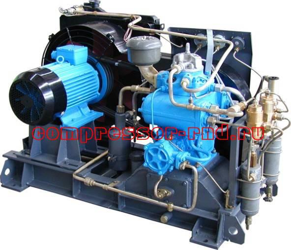 Основные отличия компрессоров высокого давления