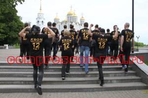 День рождения компании Кронвус-Юг - Владимир