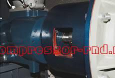 Внешний вид привода воздушного компрессора