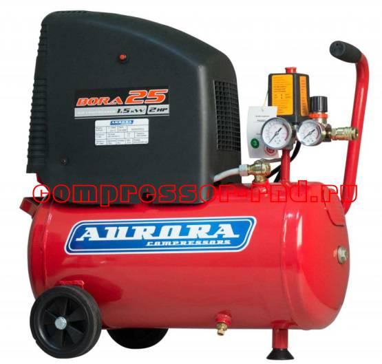 Поступление на склад безмасляных компрессоров Aurora