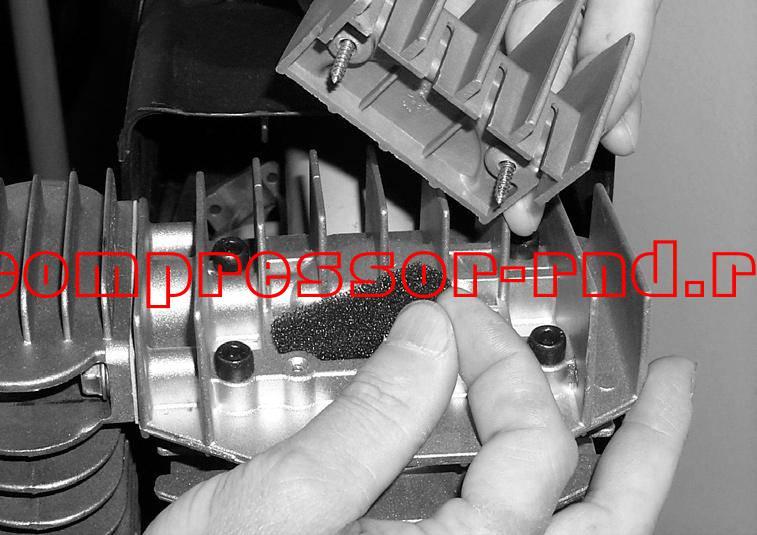 Компрессор поршневой F1-241/24 CM 2 FUB, рисунок 12c
