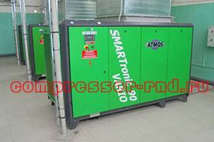 Винтовой компрессор Atmos