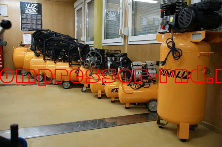 Поставка 5-ти поршневых компрессоров для сети автосервисных мастерских Краснодарского Края