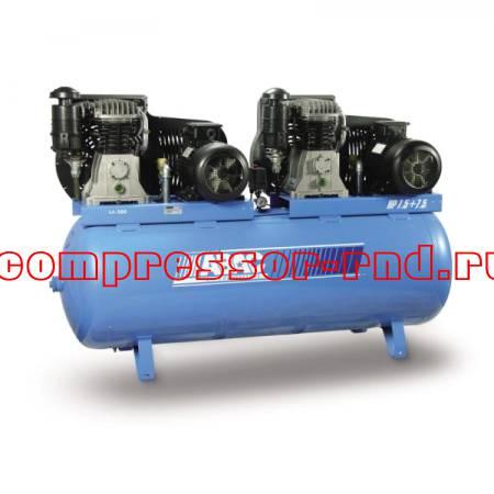 Поршневой маслянный компрессор с ременным приводом Abac B 6000/500 T