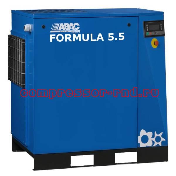 Винтовой компрессор Abac Formula 5.5