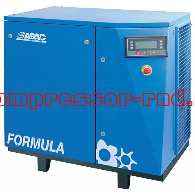 Винтовой компрессор с осушителем и двумя фильтрами Abac Formula E 11