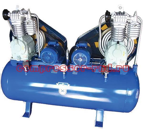 Поршневой компрессор К20 с электроприводом