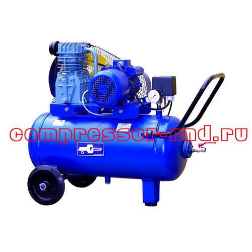 Поршневой компрессор К23 с электроприводом