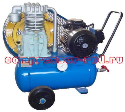 Поршневой компрессор К29 с электроприводом
