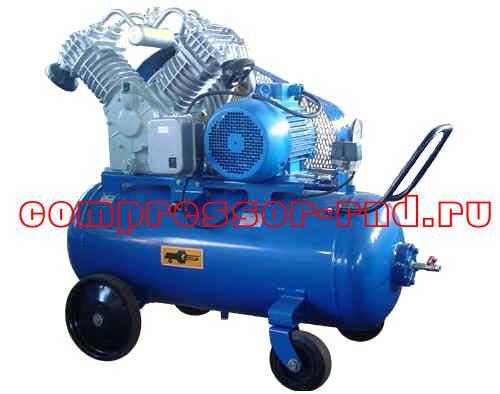 Поршневой компрессор К31 с электроприводом