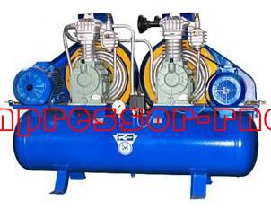 Поршневой компрессор К33 с электроприводом