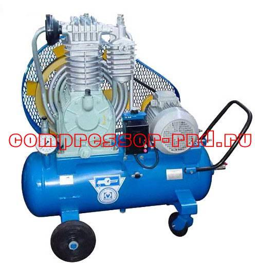 Поршневой компрессор К6 с электроприводом