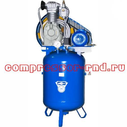 Вертикальный поршневой компрессор КВ15 с электроприводом