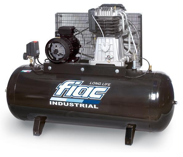 Индустриальный поршневой компрессор Fiac AB 500-10 F