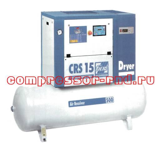 Винтовой компрессор Fiac CRS 15 E