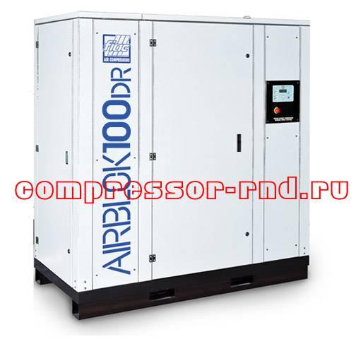 Профессиональный винтовой компрессор Fiac Airblok 100 DR