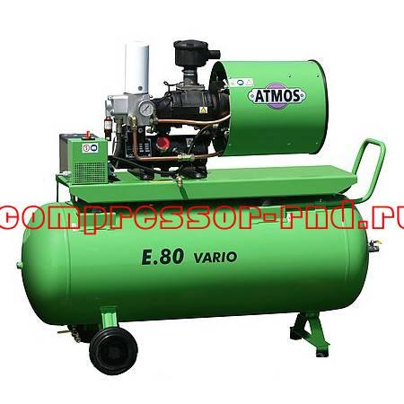Винтовой компрессор Atmos Albert E 80 Vario