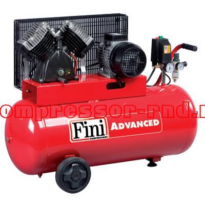 Поршневой компрессор с ременным приводом Fini MK 113-200-5,5