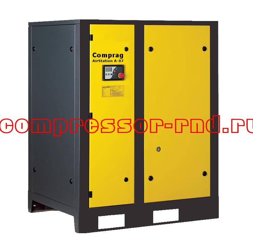 Comprag AirStation A-07 винтовой масло заполненный компрессор