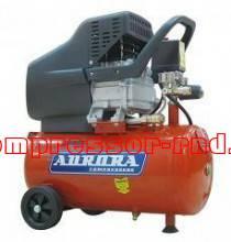 Поршневой компрессор Aurora Wind-25 с прямым приводом