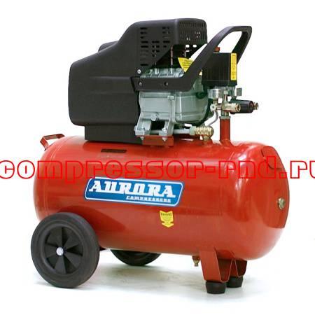Поршневой компрессор Aurora Wind-50 с прямым приводом