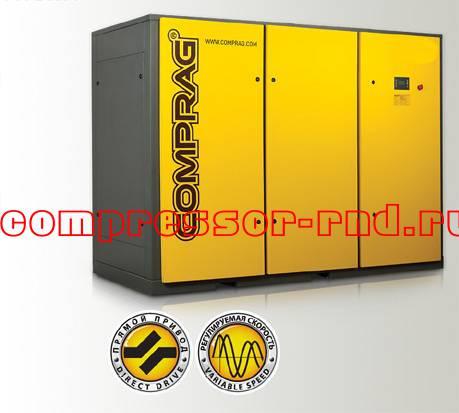 Воздушный винтовой компрессор Comprag DV-132-10