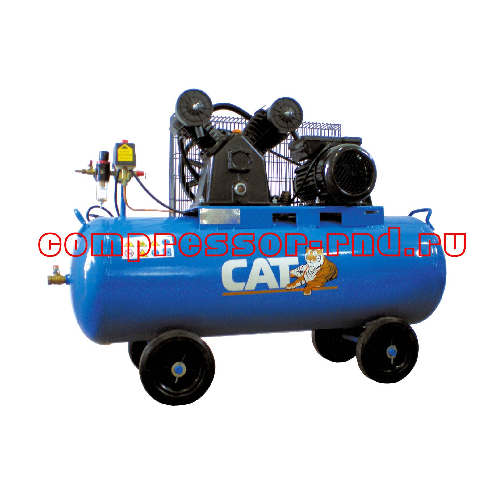 Поршневой компрессор CAT V80-200