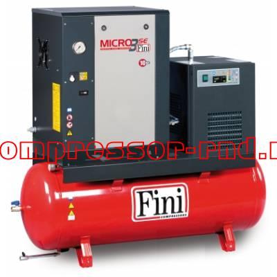 Винтовой масляный компрессор Fini ET Micro 508 SE 200 ES
