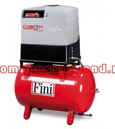 Винтовой масляный компрессор Fini ET FC SD-710-270F-ES TA Cover