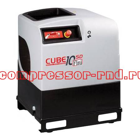 Винтовой масляный компрессор Fini ET FC SD-1010 TA Cover
