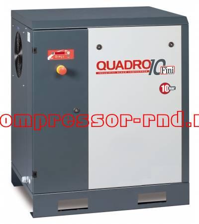 Винтовой масляный компрессор Fini ET Quadro 1510