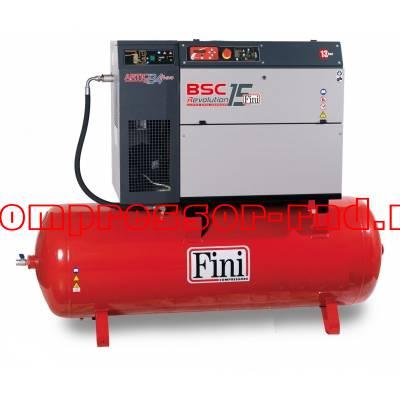 Винтовой масляный компрессор Fini ET FB 1508-500F-ES R-EVO