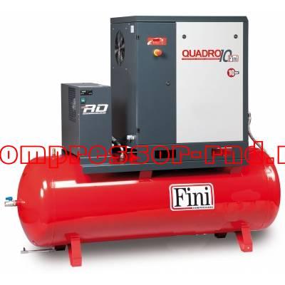 Винтовой масляный компрессор Fini ET Quadro 2008-500F-ES