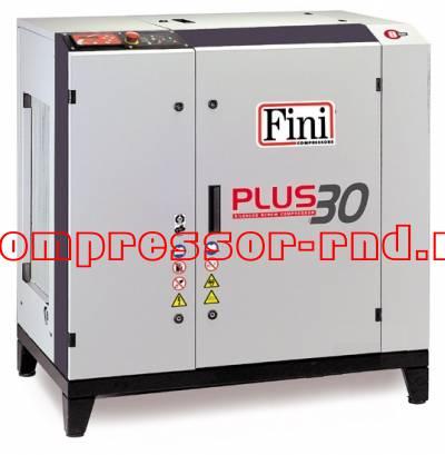 Винтовой масляный компрессор Fini ET FP 3008-TF