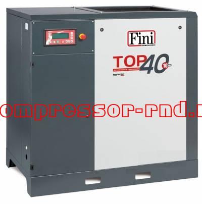 Винтовой масляный компрессор Fini ET TOP 4008