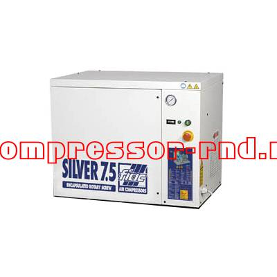 Винтовой масляный компрессор без ресивера Fiac New Silver 7,5