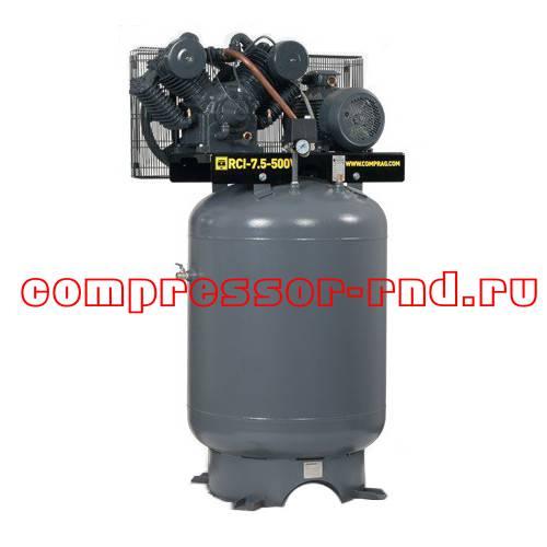 RCI-5,5-500V (Comprag поршневой вертикальный с ременным приводом)
