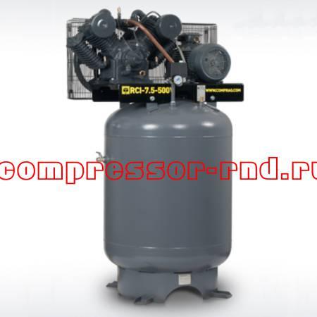 RCI-7,5-500V (Comprag поршневой вертикальный с ременным приводом)