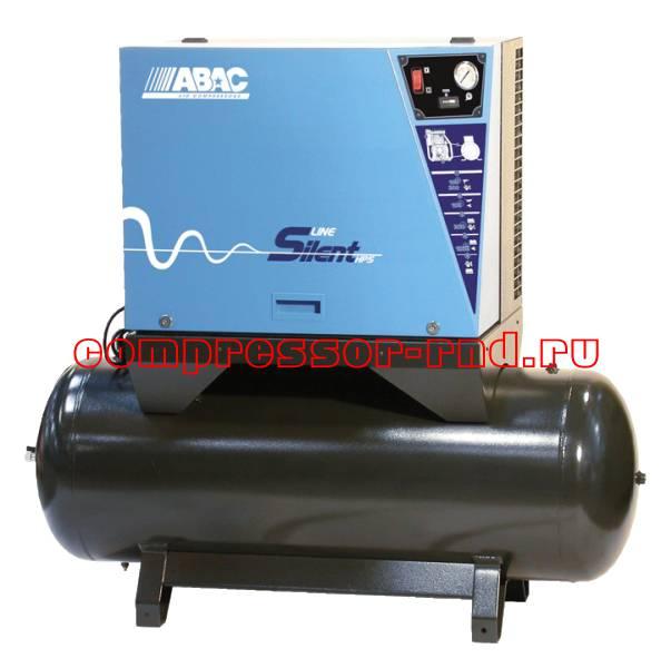 B 5900/LN/270/FT5.5 (ABAC компрессор масляный с ременным приводом и кожухом)