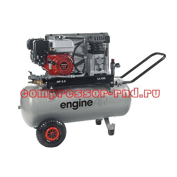 Компрессор бензиновый поршневой Abac EngineAIR B3800B/100 5HP