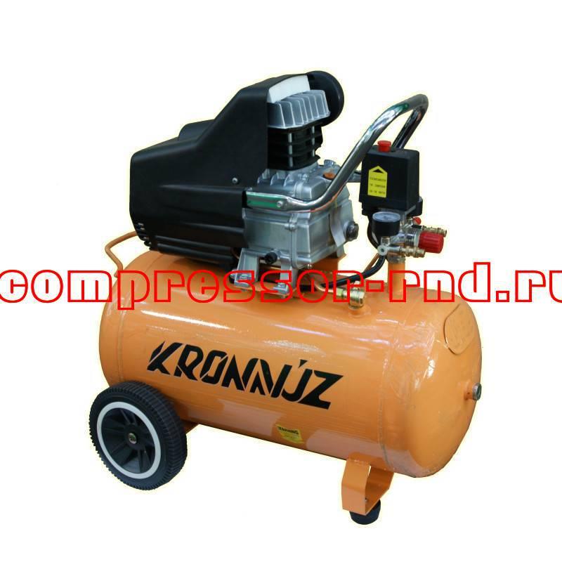 Поршневой компрессор с прямой передачей KronVuz Air D50