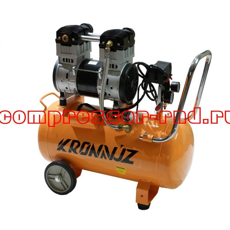 Поршневой безмасляный компрессор KronVuz Air O40