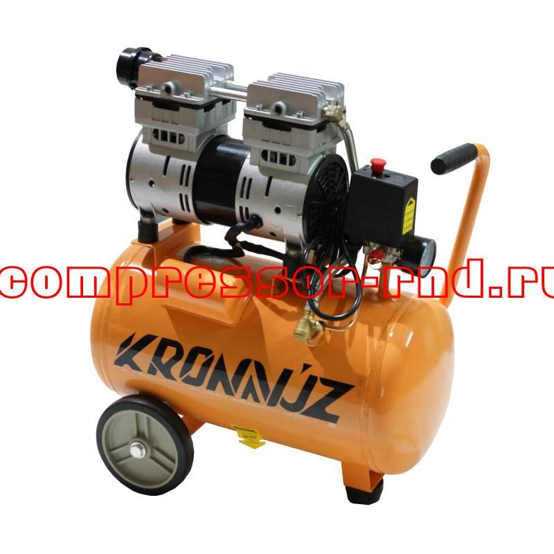 Безмасляный поршневой компрессор KronVuz Air O24
