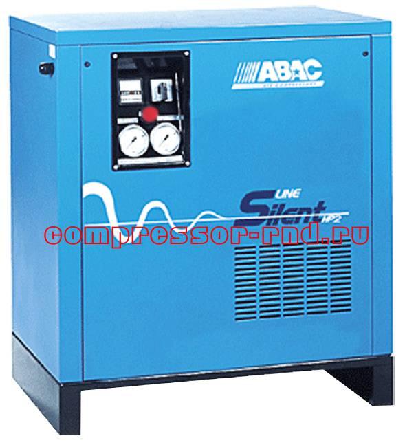 Бесшумный поршневой компрессор Abac B 2800B LN M3
