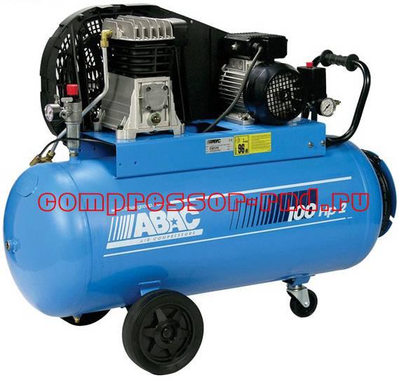 Поршневой компрессор Abac B 3800B/100 PLUS CT 4