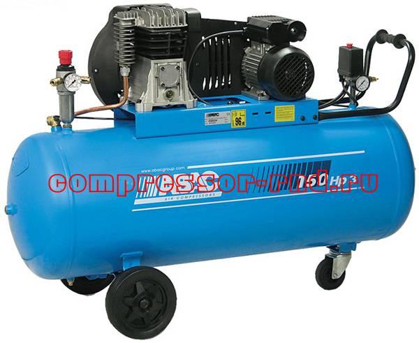 Поршневой компрессор Abac B 3800B/150 PLUS CT 3