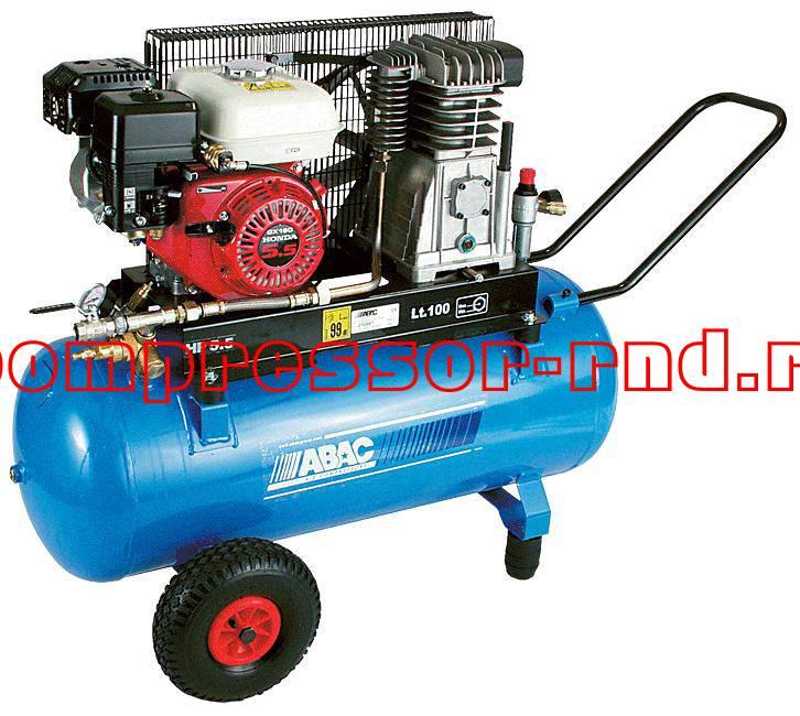 Поршневой бензиновый компрессор Abac Enginair 100