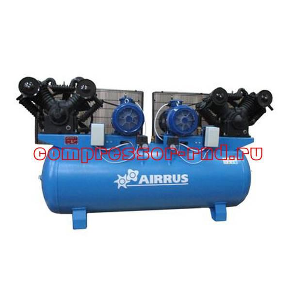 Новинки: компрессоры AirRus (CE 500-2V135, CE 250-V63 В и др) в продаже