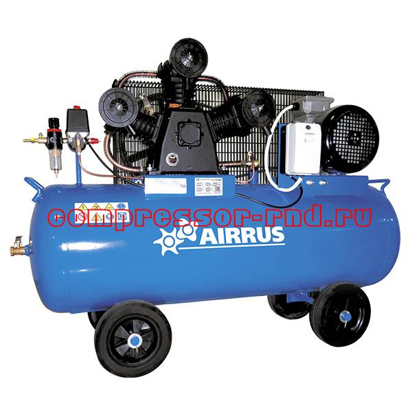 Поршневой компрессор Airrus CE 100-W53 купить по выгодной цене